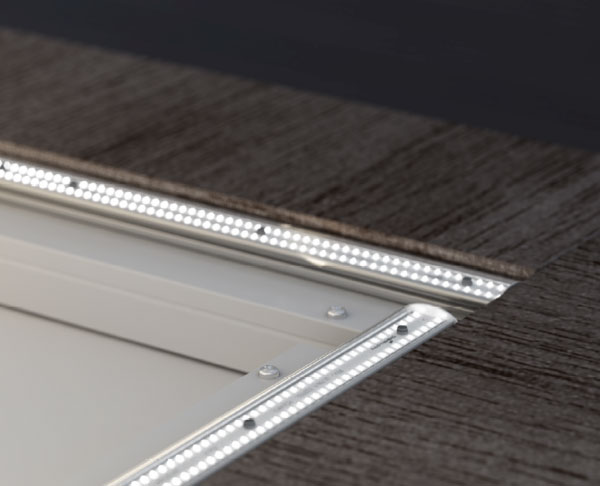 Releases Linear Led Cove Lighting