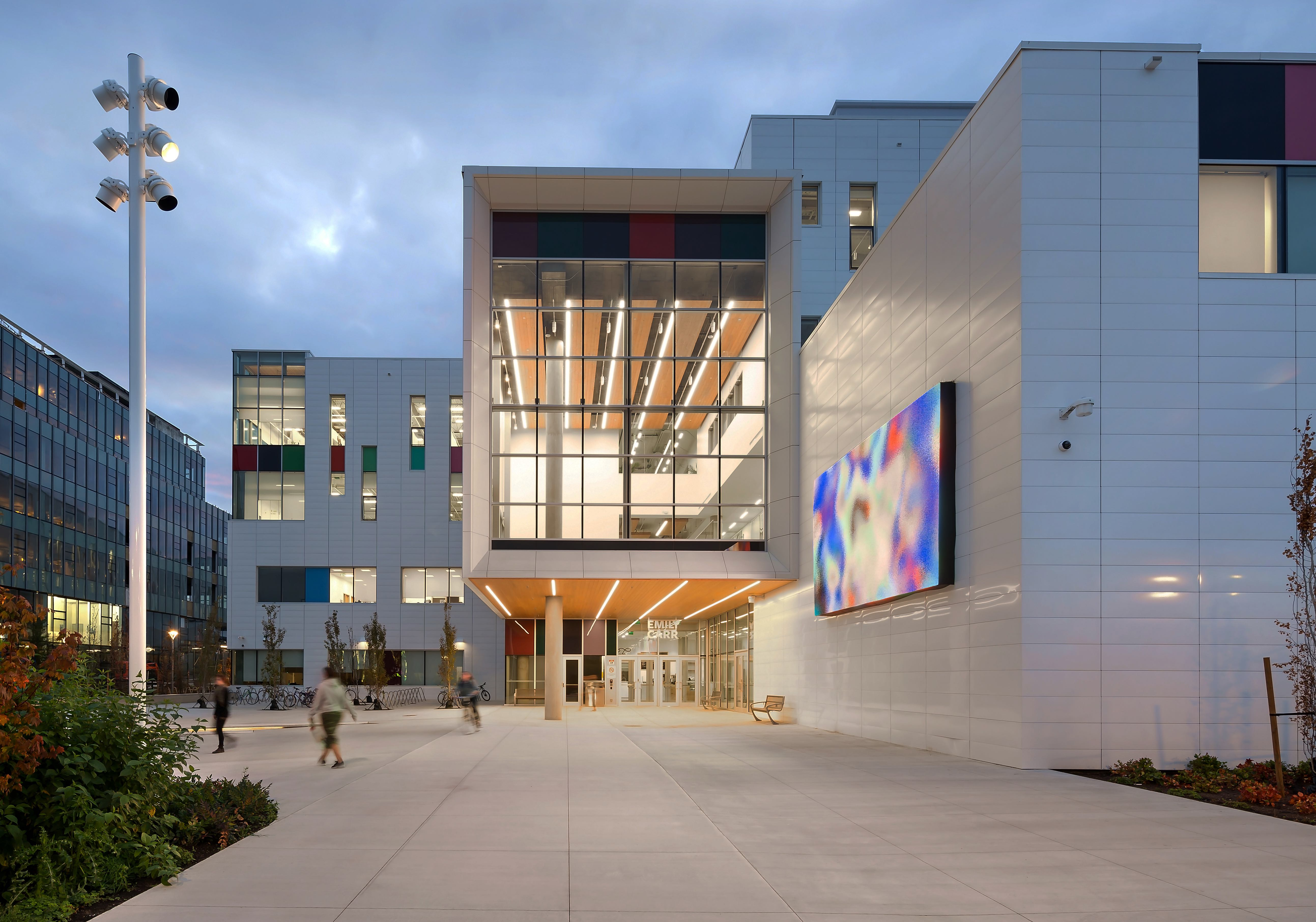 Iesbc Announces Its 2018 Vision Awards For Best Lighting Design In Bc
