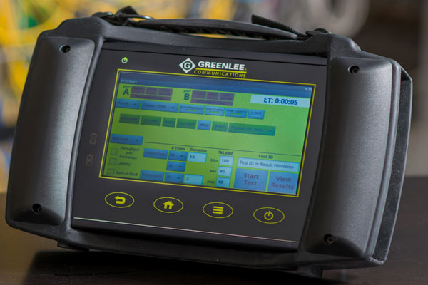 Greenlee® Communications Adds Mobile App Remote Control to DataScout