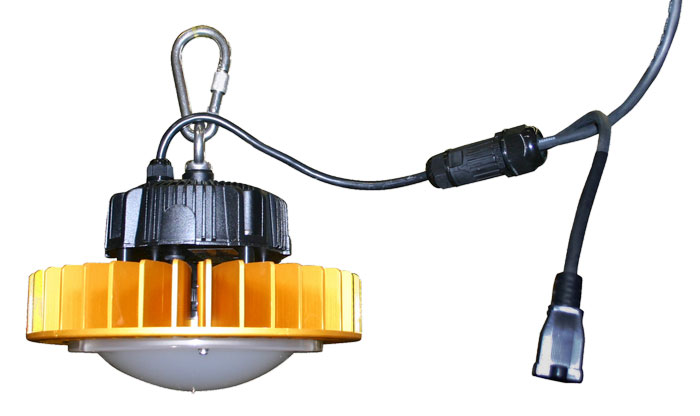 Lind Equipment Launches Led Temporary High Bay Light For