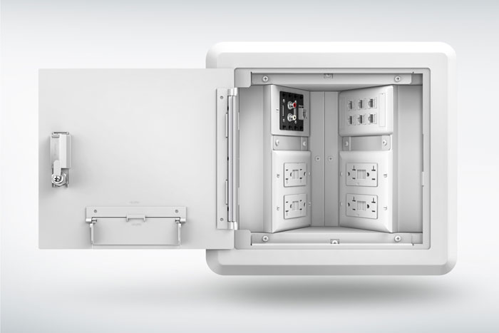 Evolution Series Hinged Wall Box From Legrand Offers