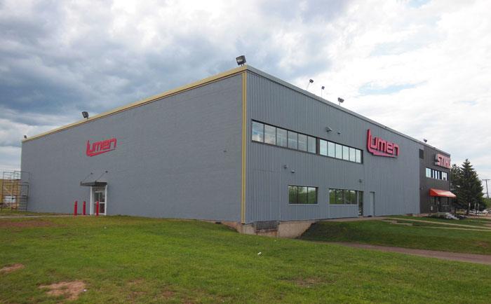 Lumen continues atlantic expansion electrical line magazine for Lumens boulevard