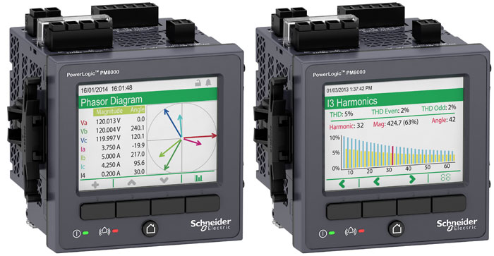 Power Quality Meter : Schneider electric introduces new metering to simplify