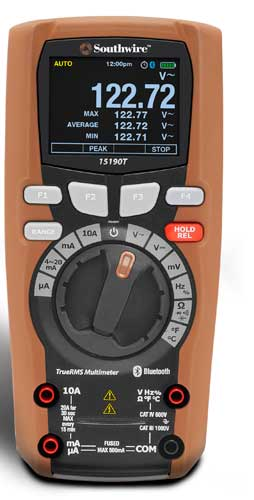 Southwire S New Maintenancepro Smart Multimeter Wins Neca