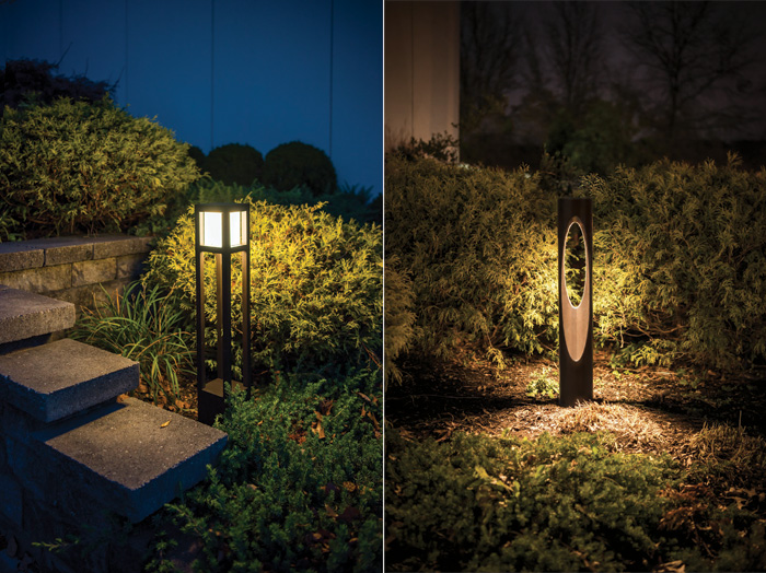 Wac Landscape Lighting Unveils New Led Bollards