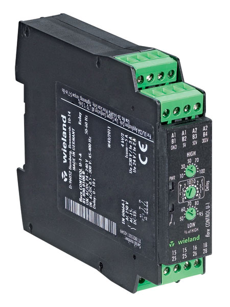 Wieland Electric Adds New Measuring Monitoring Relays Electrical