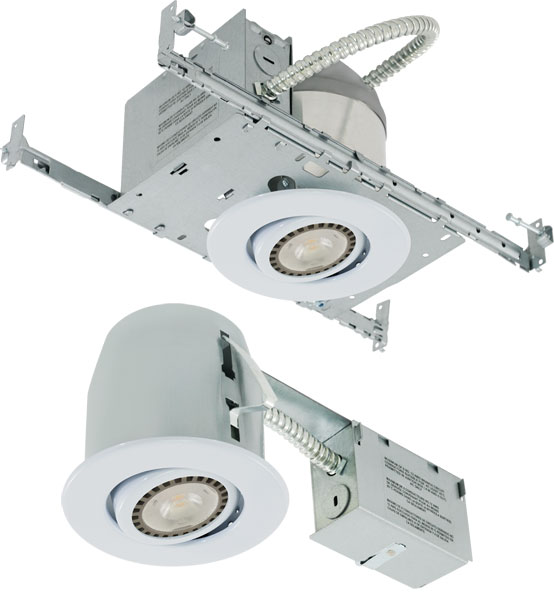 New versa series from liteline improves safety in new construction liteline corporations new 4 versa series pot lights provide maximum safety and versatility without sacrificing performance by pairing a gu24 socket with aloadofball Image collections