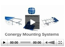 Conergy Launches SunTop IV Pitched-Roof Solar Power Mounting System