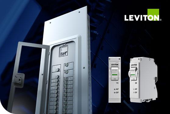 New Leviton Load Center Revolutionizes Power Distribution