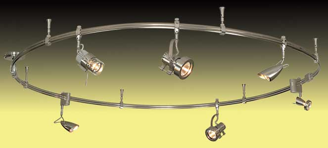 Nora Rail Offers Unlimited Lighting Design Options With