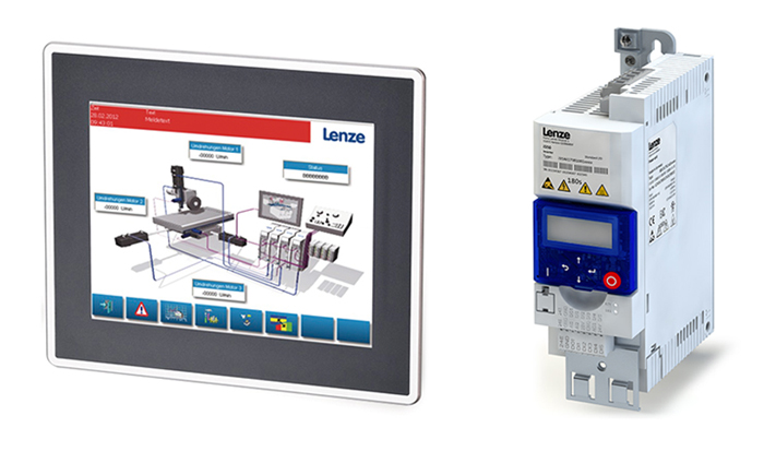 Lenze Smart Automation Solution Teams Up Panel Controller and ... on smart dryer, smart box inc, smart bathrooms, smart electrical box, smart electrical transformer, smart electrical wiring, smart electrical grid, smart electrical meter, smart air conditioning, smart electrical socket, smart electrical switch,