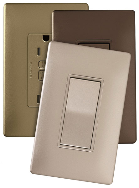 Terrific Legrand Introduces New Metallic Finish Devices And Wall Plates Wiring 101 Hemtstreekradiomeanderfmnl