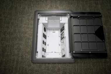 New Wiremold 174 Floor Box Brings Innovation To All Types Of Floor Electrical Line